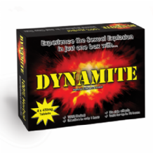DYNAMITE 4 PACK